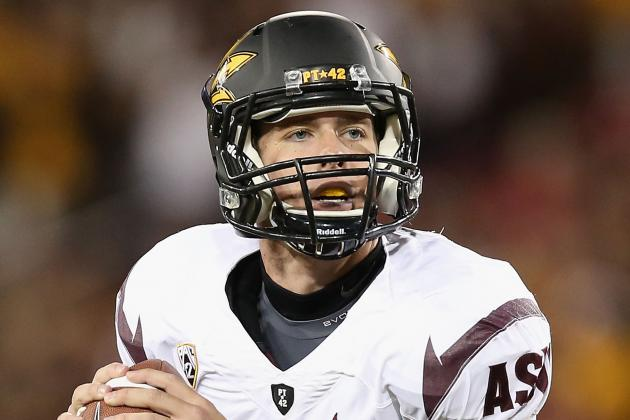 VIDEO: Arizona State QB Taylor Kelly Spends Offseason Drag Racing