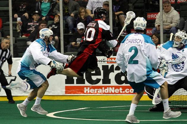 National Lacrosse League 2013 Playoffs: The Road to the Champion's Cup