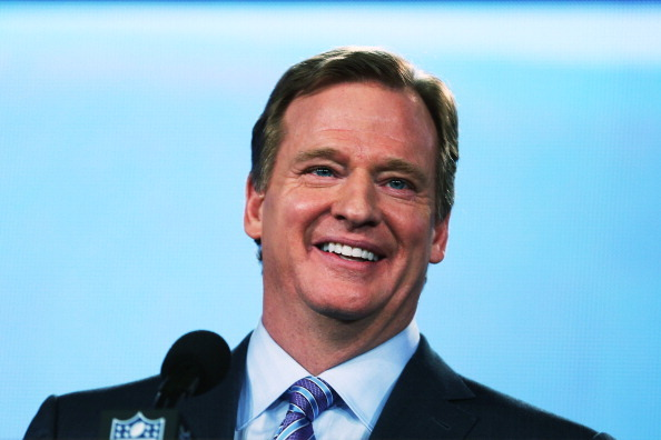 How Roger Goodell Became the Most Powerful Man in Pro Sports