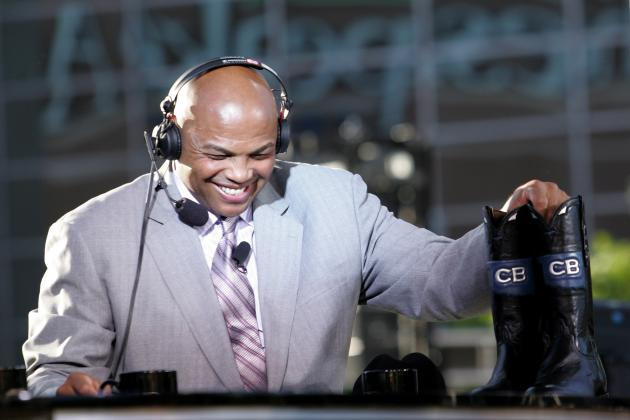 Charles Barkley Wins an Emmy for Sports Commentary on Inside the NBA