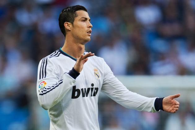 Cristiano Ronaldo Will Lead Real Madrid to Revenge Against Malaga on Wednesday