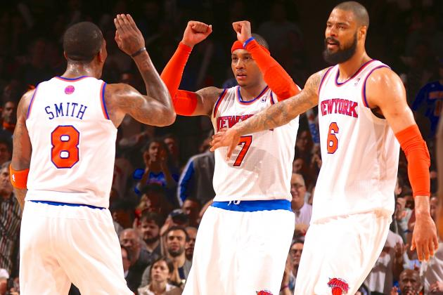 Breaking Down New York Knicks' Dominant Fourth-Quarter Explosion vs. Pacers