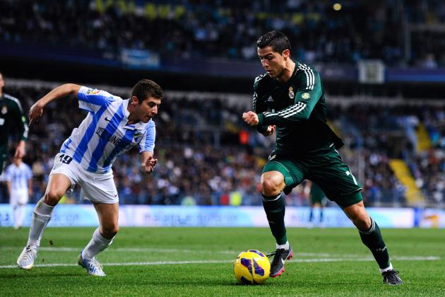 Real Madrid vs. Malaga: Date, Time, Live Stream, TV Info and Preview