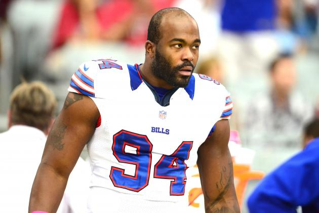 Mario Williams Suing Former Fiancé over 10-Carat Engagement Ring