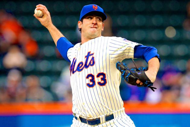 Does Matt Harvey's Near-Perfect Game Solidify Him as the Cy Young Favorite?