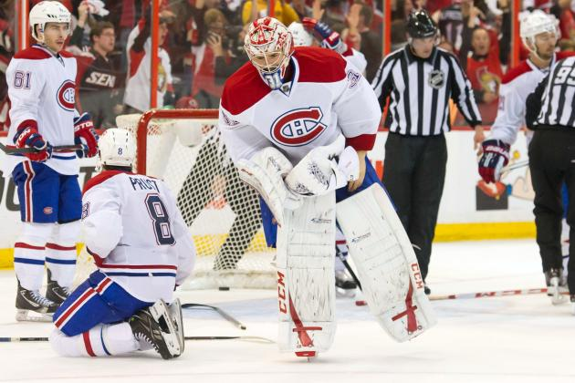 Habs Lose in OT to Go Down 3-1 in Series