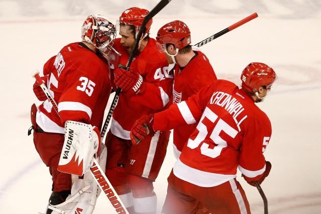 Stanley Cup Playoffs 2013: Series That Will Be Decided in 7 Games