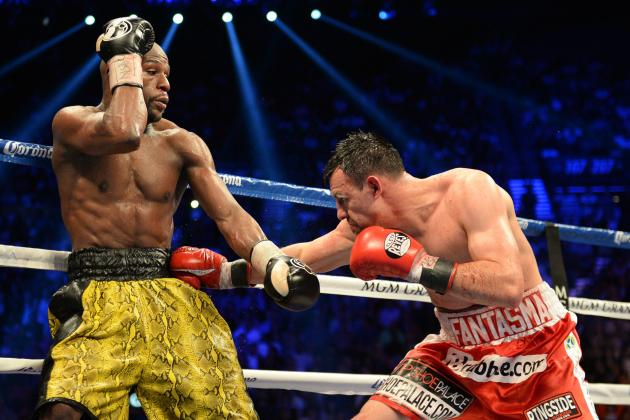 Mayweather vs. Guerrero 2013: What Money's Win Means for Both Fighters