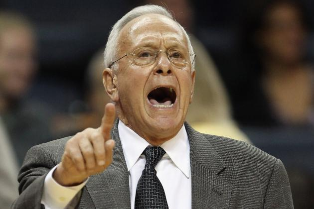 Report: SMU's Larry Brown One of Brooklyn Nets' 'top Three' Candidates
