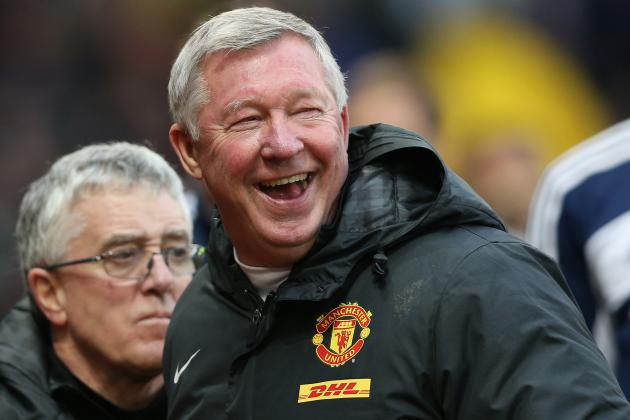 Manchester United Transfers: Predicting Sir Alex Ferguson's Summer Plans