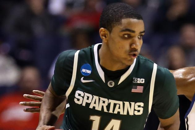 Gary Harris: 'I Feel Like I Made the Best Decision' to Return to MSU