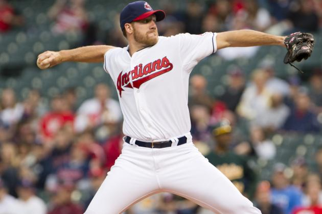 McAllister, Relievers Help Indians Blank A's
