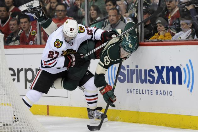 Chicago Blackhawks vs. Minnesota Wild Game 4: Live Score, Updates and Analysis