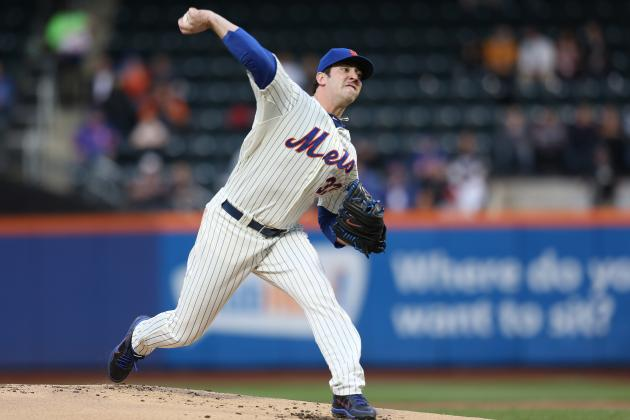 Was Matt Harvey's Effort the Most Dominant Near-Perfect Game in MLB History?