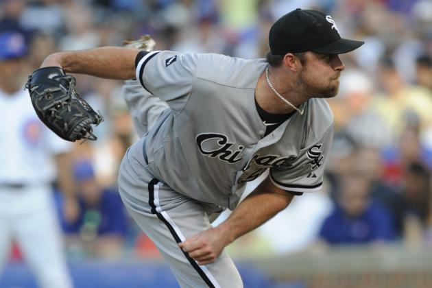 Danks, Viciedo Play for Triple-a Charlotte