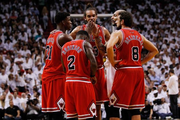 How Far Can the Chicago Bulls Advance in the NBA Playoffs?
