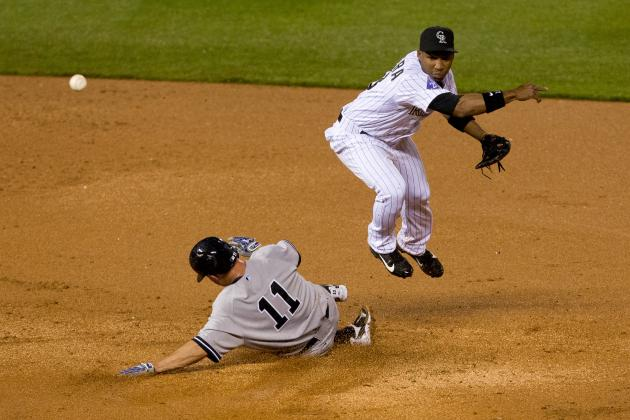 Yankees Fall to Rockies, 2-0, as Carlos Gonzalez Homers for Only Runs of Game