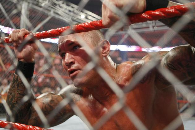 Randy Orton Is in a Holding Pattern with No Apparent Direction in WWE
