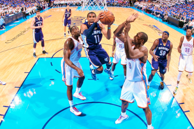 Memphis Grizzlies vs. OKC Thunder: Game 2 Score, Highlights and Analysis