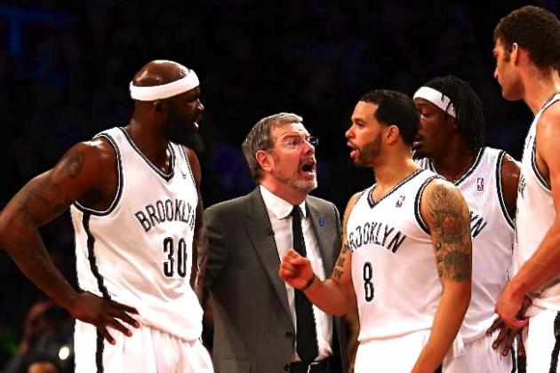 Are Brooklyn Nets Chasing Big-Name Coach to Hide Mediocre Core?