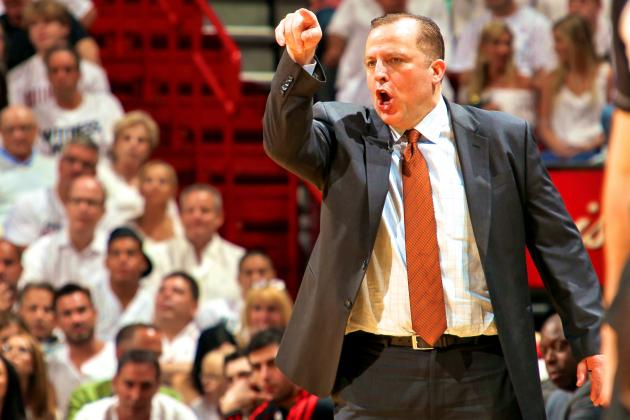 How Tom Thibodeau Made the Chicago Bulls More Than Sum of Their Parts