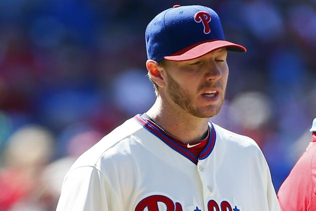 Phillies Say Results of Halladay's Exam Not Finalized