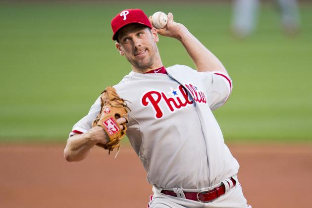 Lee: Phillies' Pitchers Must Press on Even If Doc Is 'Gone Forever'