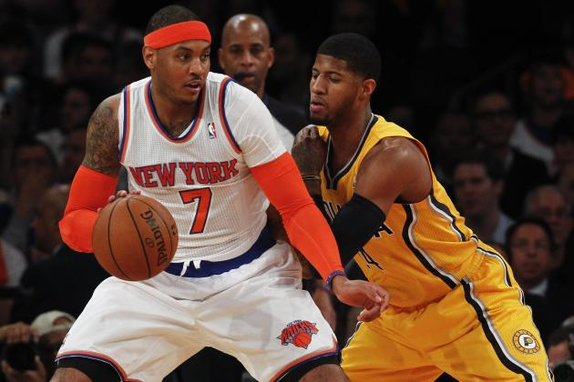Pacers-Knicks Series Has Seven Games Written All over It