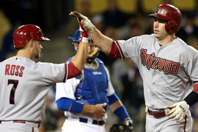 D-Backs Top Dodgers on Goldschmidt's HR