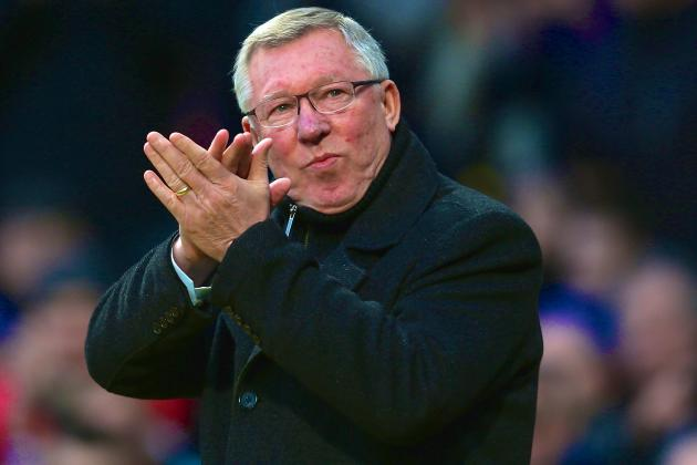 Sir Alex Ferguson Confirms Manchester United Retirement