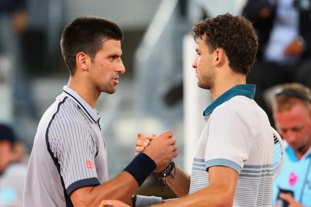 Putting Novak Djokovic's Defeat by Grigor Dimitrov in Perspective: What's Next?