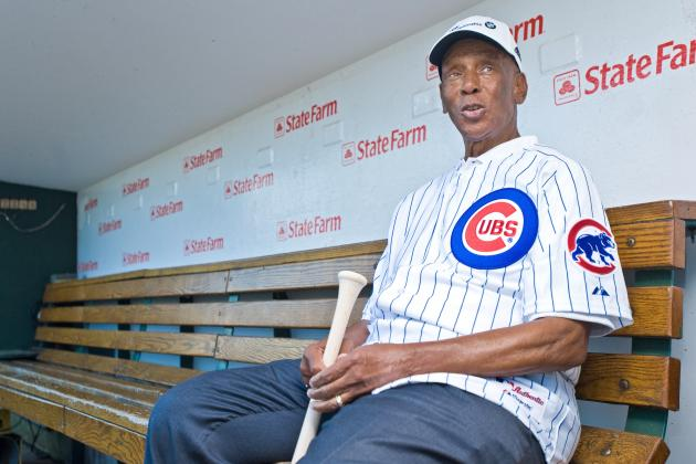 Ernie Banks on His 40th Anniversary of Becoming MLB's First Black Manager