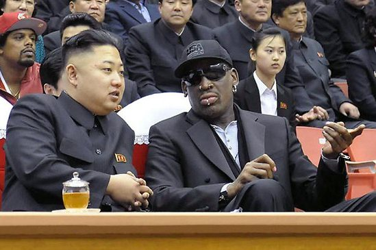 Dennis Rodman Asks North Korea's Kim Jong Un to Release Kenneth Bae