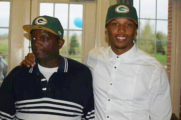 Packers Draft Pick Charles Johnson Fueled by His Father's Fight