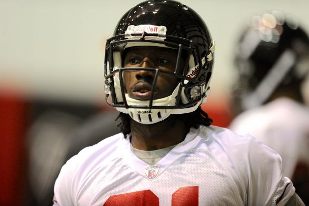 Five Observations from Falcons Minicamp