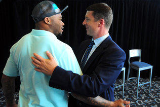 Steve Smith: My Relationship with John Kasay Is Beyond Words