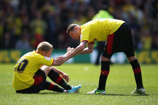 Premier League: Watford, Palace, Brighton, Leicester in £120m Playoff Chase
