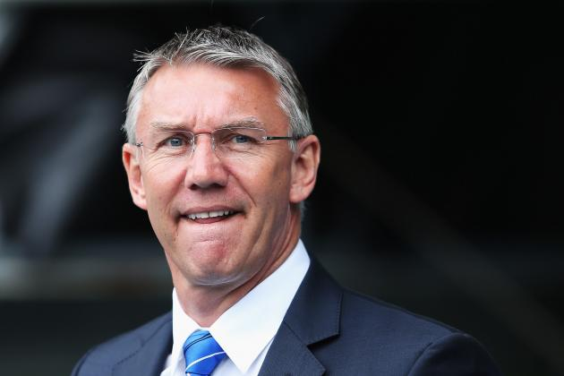 Reading Boss Nigel Adkins Is Happy with How His Rebuilding Plans Are Going