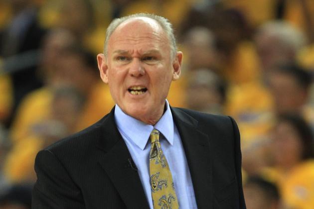 Karl Named NBA Coach of the Year