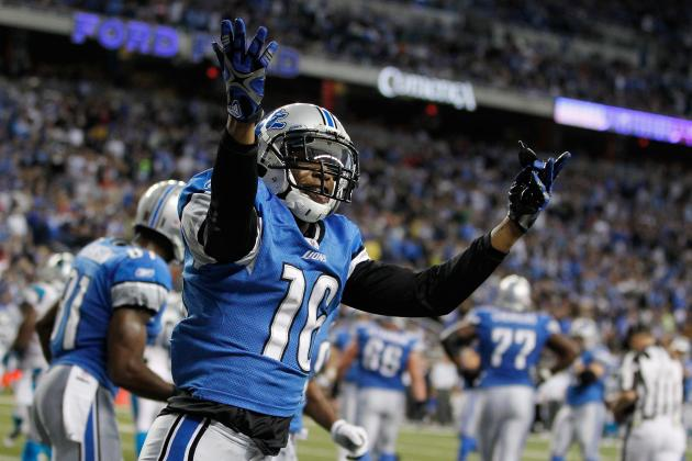 Titus Young Doubles Down on the Law, Gets Arrested Twice in 15 Hours