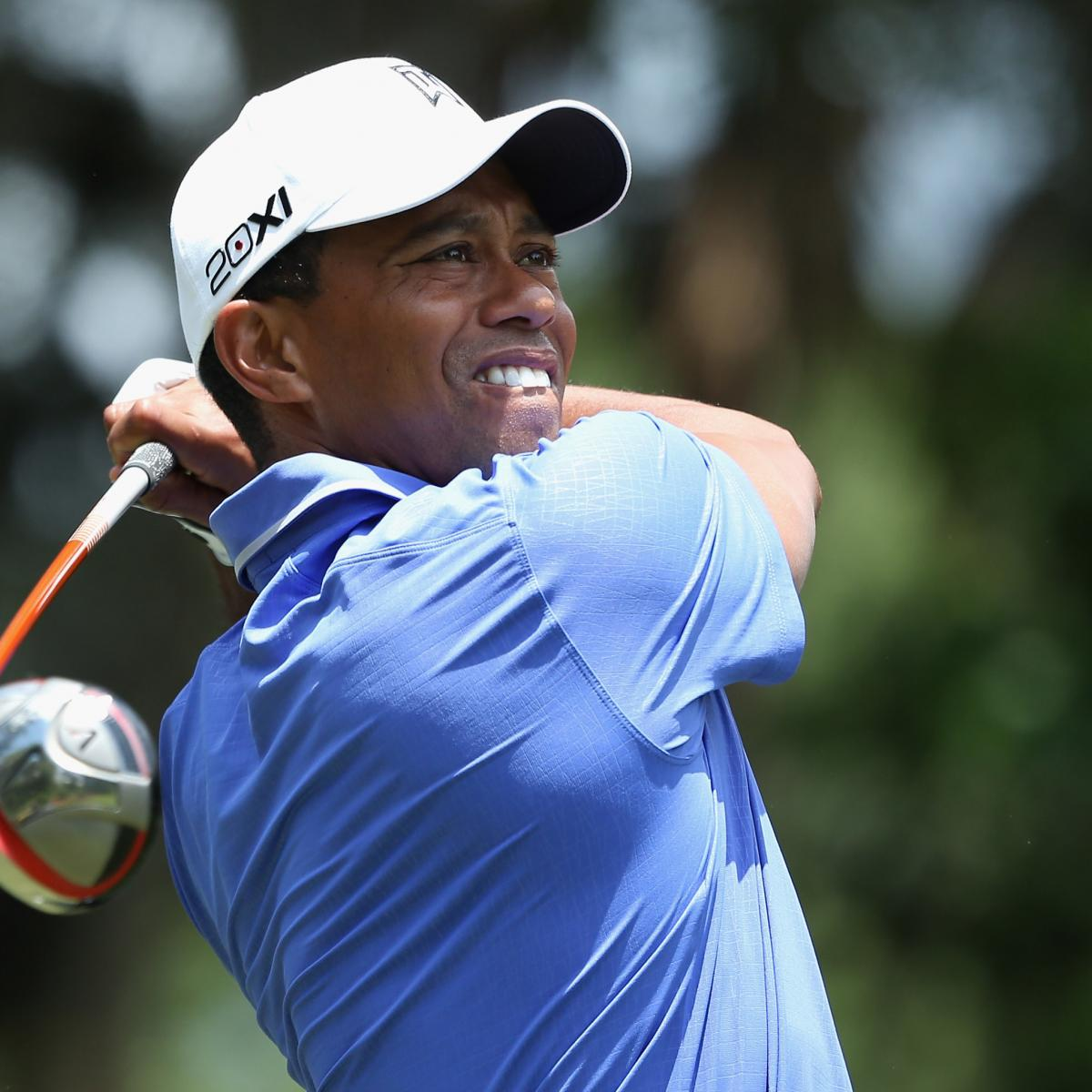 Players Championship 2013 Tee Times: Pairings and ...