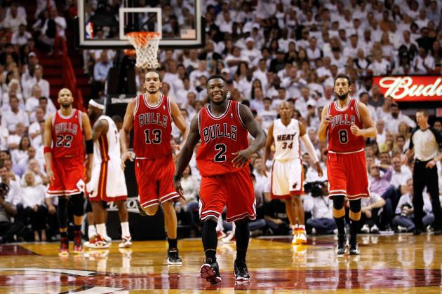 Chicago Bulls Players We Should Be Discussing Instead of Derrick Rose