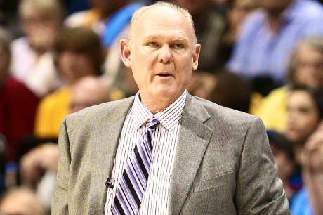 Denver Nuggets' George Karl Named 2013 NBA Coach of the Year