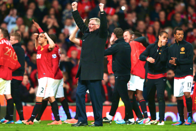 Sir Alex Ferguson's Remarkable Success Is a Story of Reinvention and Rapport