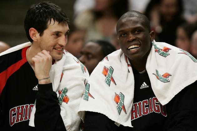 Deng out for Game 2; Hinrich Doubtful