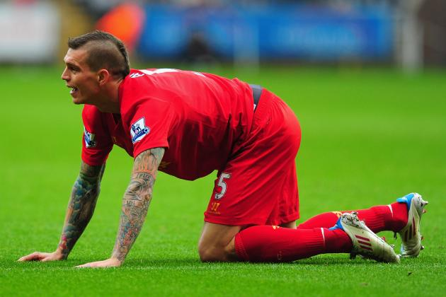 Injury Forces Daniel Agger to Miss Final Games of Premier League Season