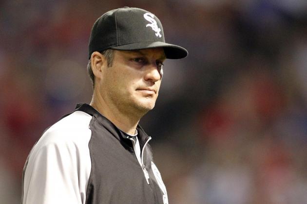 White Sox Manager: Harvey Is 'Verlander-Like'