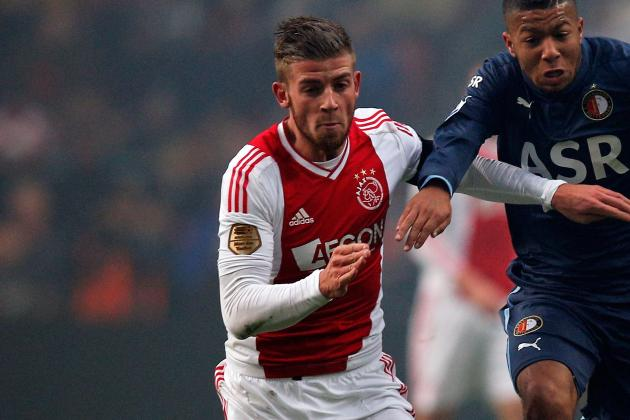 Report: Roma, Ajax Agree to Fee for Alderweireld