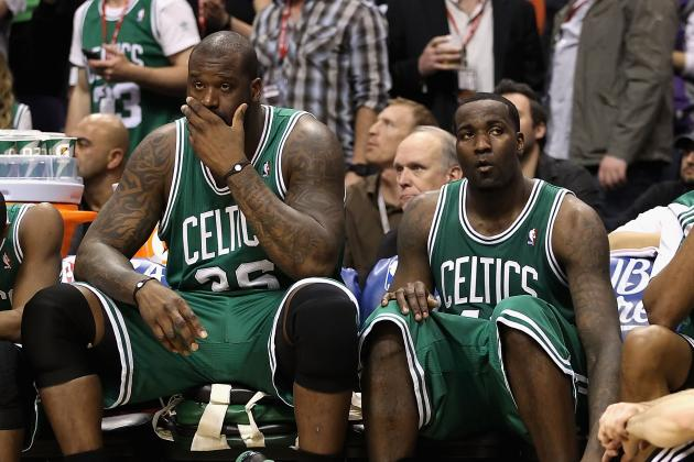 Kendrick Perkins, Shaquille O'Neal Beef with Each Other on Twitter