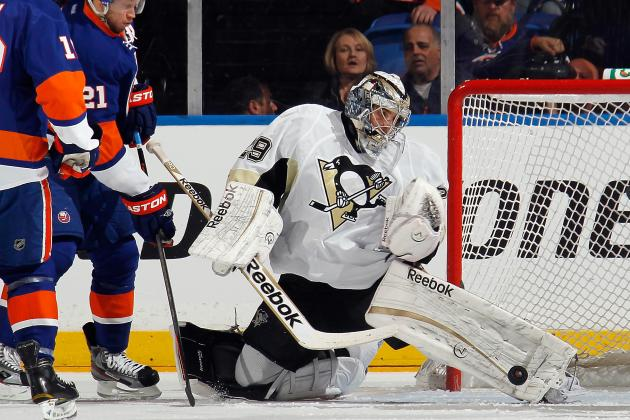 Columnist: Pens Must Start Vokoun in Game 5